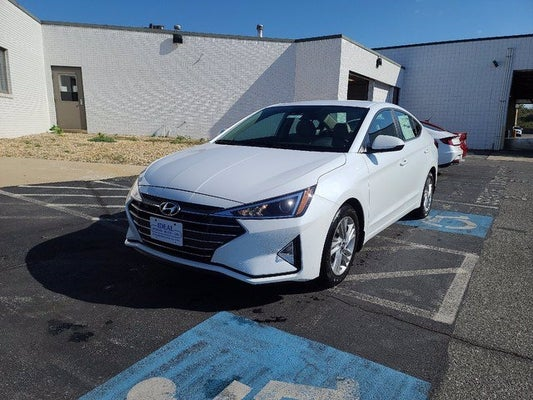 new 2020 hyundai elantra sel quartz white pearl for sale in frederick md 2020 hyundai elantra sel