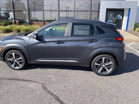new 2021 hyundai kona ultimate thunder gray for sale in frederick md 2021 hyundai kona ultimate