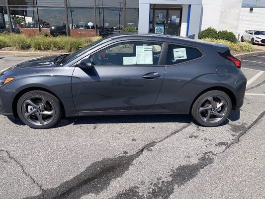 new 2020 hyundai veloster 2 0 thunder gray for sale in frederick md ideal hyundai